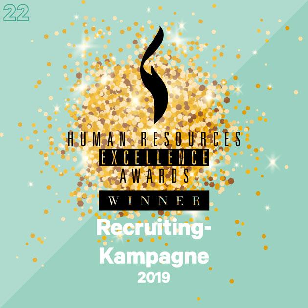 Recruiting Kampagne 2019