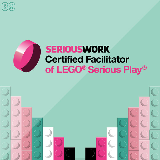 Certified Facilitators of LEGO® SERIOUS PLAY®