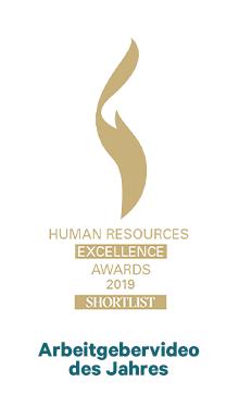 HR Excellence Awards Arbeitgebervideo des Jahres 2018