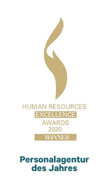 HR Excellence Awards Personalagentur des Jahres 2020