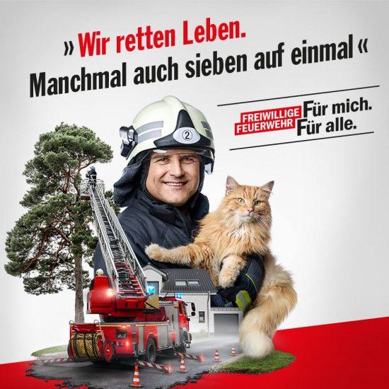 Freiwillige Feuerwehr NRW | Recruiting