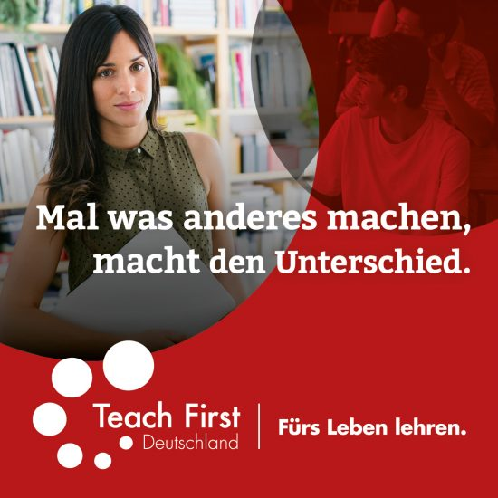 Teach First Deutschland | Recruiting